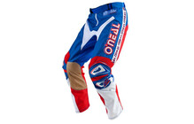 O'Neal Ultra Lite LE' 83 Pant men red/blue